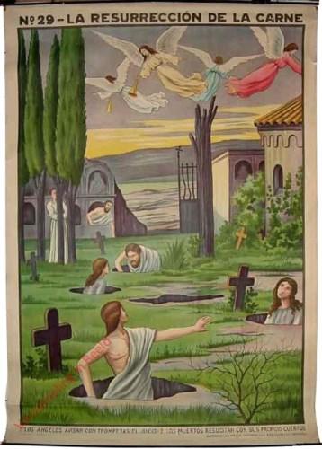 29 - La resurreción de la carne [Spaans]